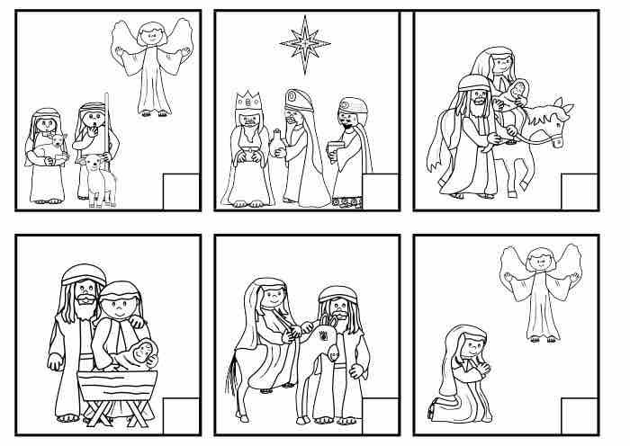 secuencia navidad