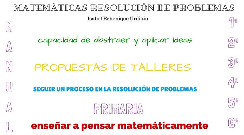 MATEMÁTICAS RESOLUCIÓN DE PROBLEMAS Educación Primaria-2
