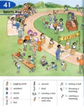 diccionario visual con láminas infantiles temáticas