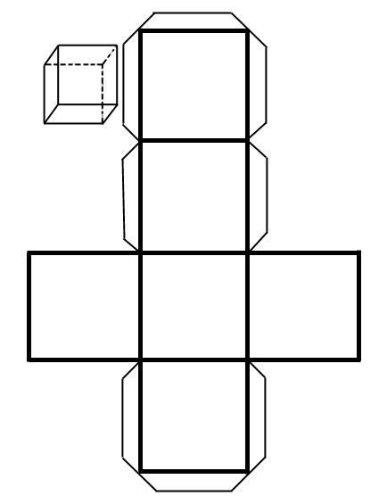 crear un cubo