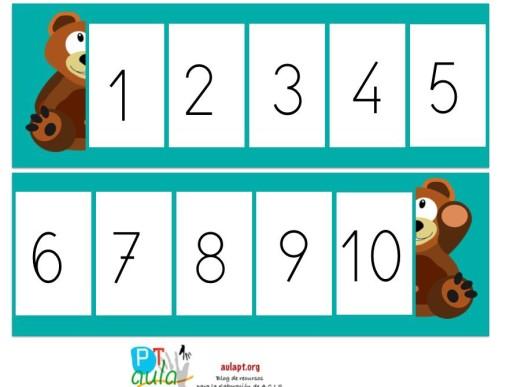 oso numerico