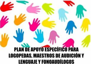 plan apoyo logopedia
