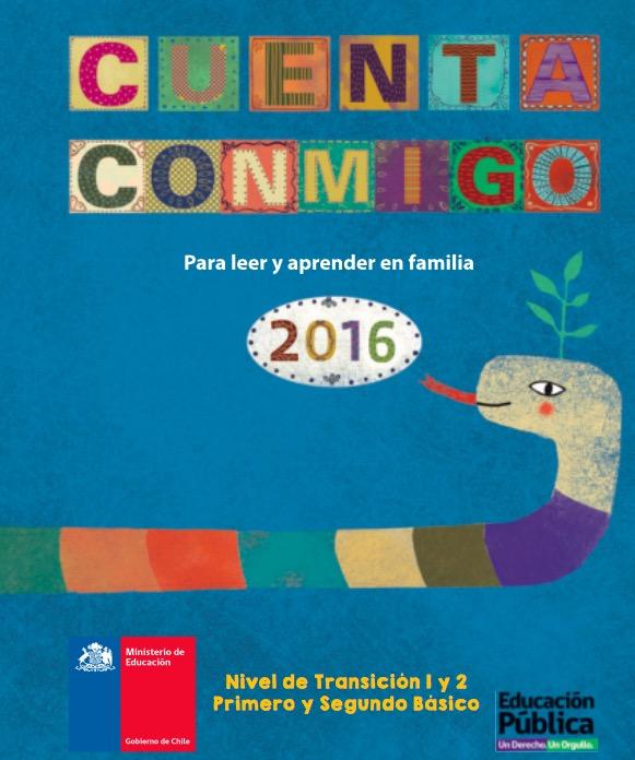 CUENTA CONMIGO. PARA LEER Y APRENDER EN FAMILIA