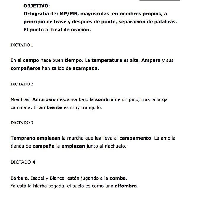dictados para <a class=