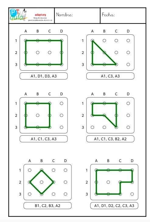 solución cuaderno coordenadas cartesianas