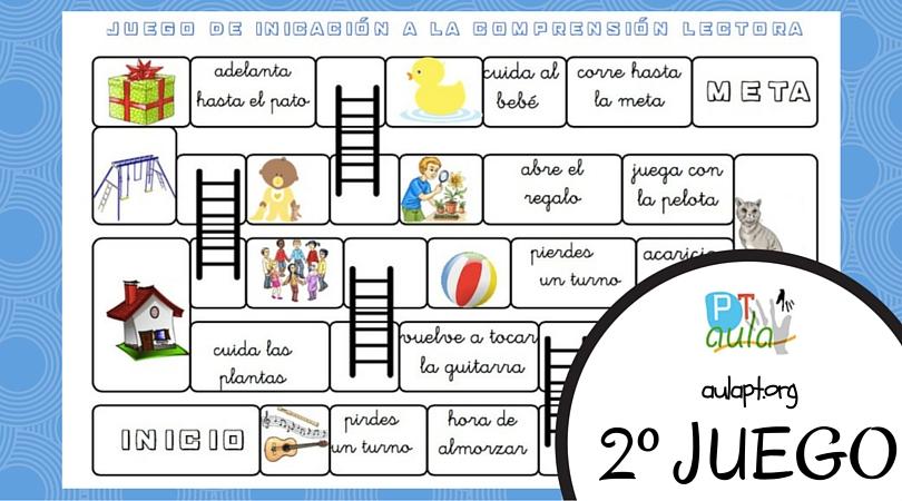 2º Juego De Comprension Lectora Escaleras Y Serpientes Aula Pt