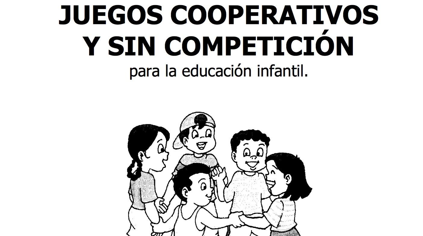 juegos cooperativos ed infantil