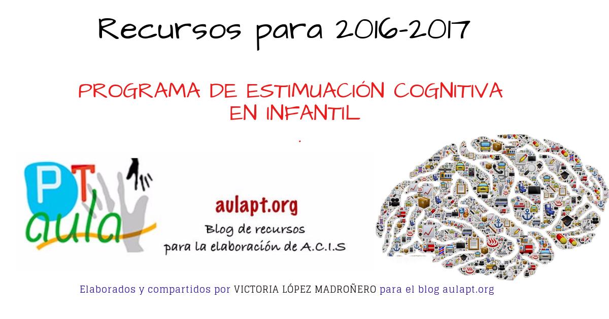 estimulación cognitiva infantil