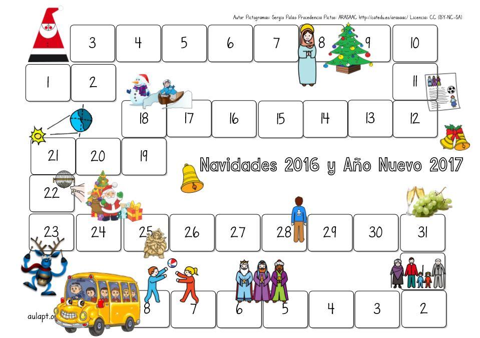 Logopedia En Especial Juego De Navidad Y Ano Nuevo
