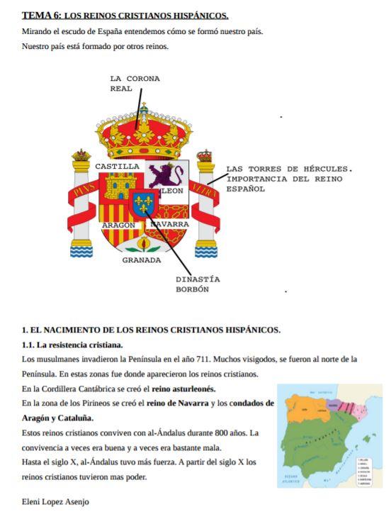 Material Adaptado De Geograf U00eda E Historia Para 2 U00ba De La
