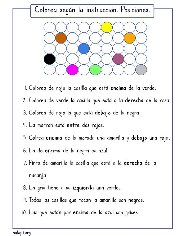 Más De 100 Fichas De Lectura Comprensiva De Frases Cortas